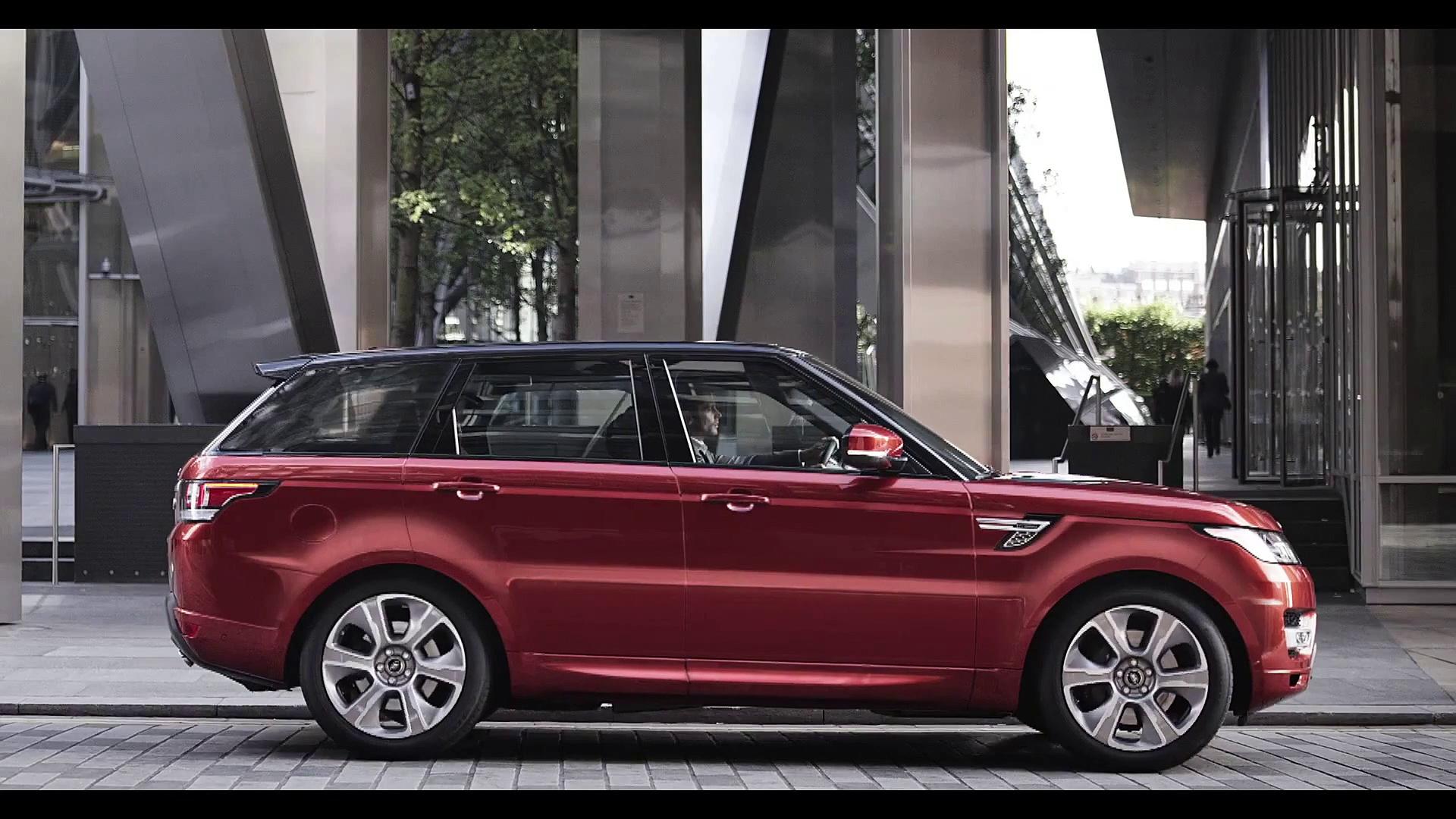 Land Rover : Range Rover & Range Rover Sport Hybrid