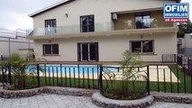 Location Maison / Villa ANTANANARIVO (TANANARIVE) - Madagascar - A louer une très belle villa neuve F7 avec piscine à Analamahitsy Antananarivo