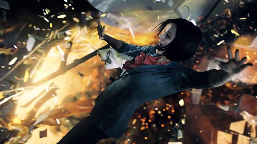 Quantum Break Trailer