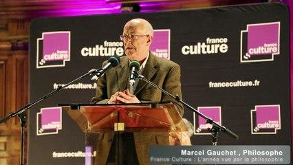 Sortie de la religion et violences religieuses par Marcel Gauchet