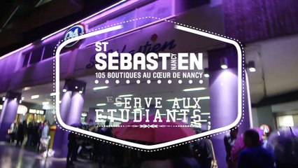 Student Session au Centre Commercial Saint-Sébastien (Nancy)