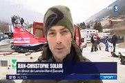 France 3 Alpes 12/13 Midi pile Alpes  16.2015_01_21