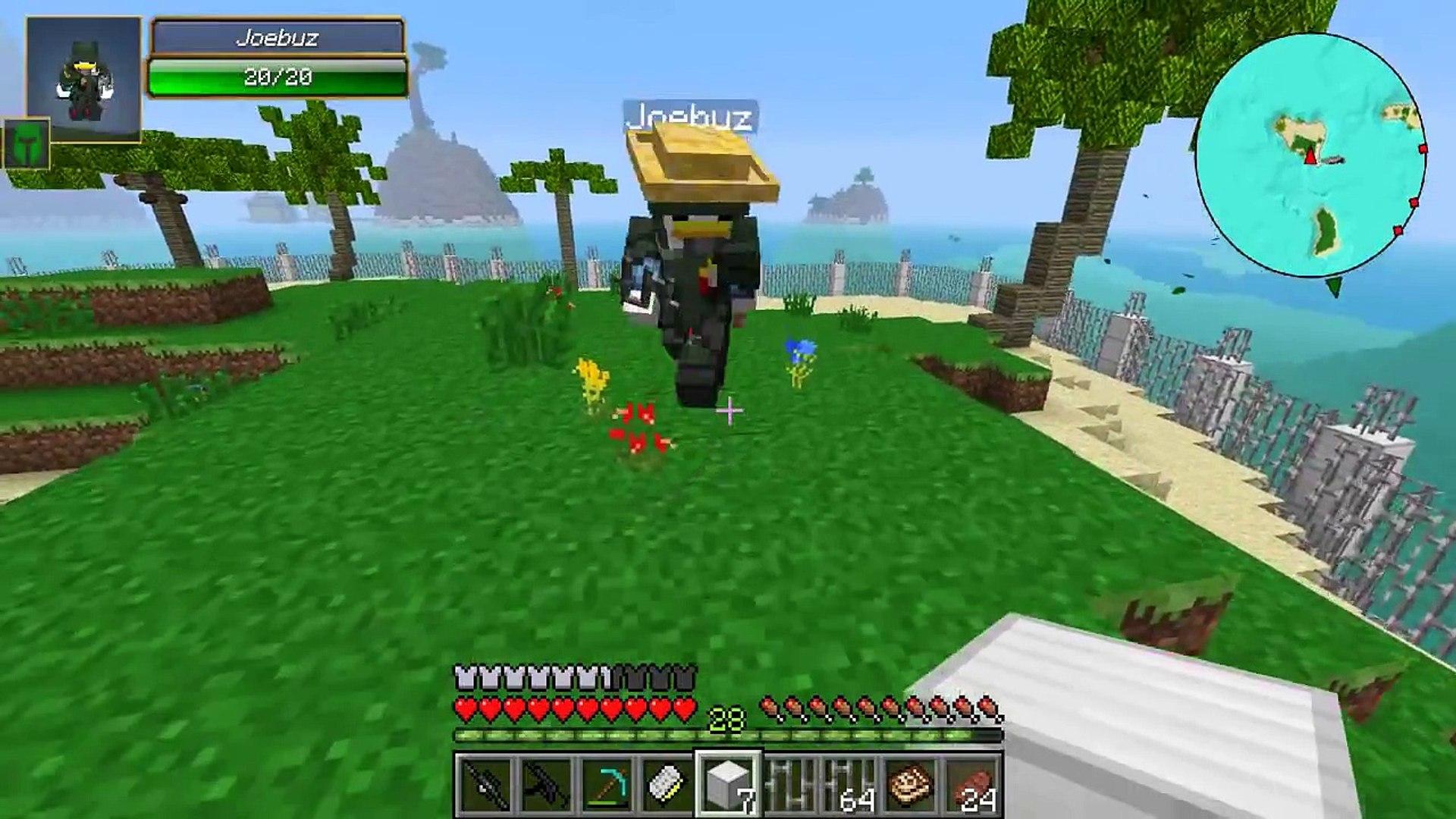 Minecraft Dinosaurs - Jurassic Craft Modded Survival Ep 42! -NEW SUPER FAST  DINOS-