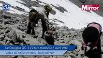 Chili: Un avion disparu depuis cinquante ans retrouvé?