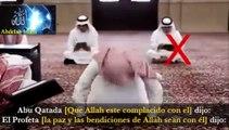 Islam Errores durante la oracion 4 El peor ladrón es el que roba su Salat