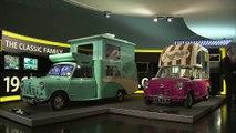 MINI exhibition Austin MINI Moke, MINI Clubman, MINI Cabrio, MINI Shorty