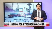 PyeongChang Winter Olympics kicks off in three years with much work to go