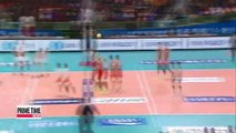 V-League: KEPCO vs. LIG