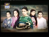 Qismat Episode 88 By Ary Digital – 9th Feb 2015 P1