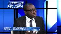 L'entretien du jour du 060215 Mohamed Saleh Ibn Oumar -membre fondateur du collectif M3F