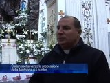 Caltanissetta verso la processione della Madonna di Lourdes