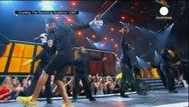 Sam Smith, Pharrell, Beyoncé shine at 57th Grammys