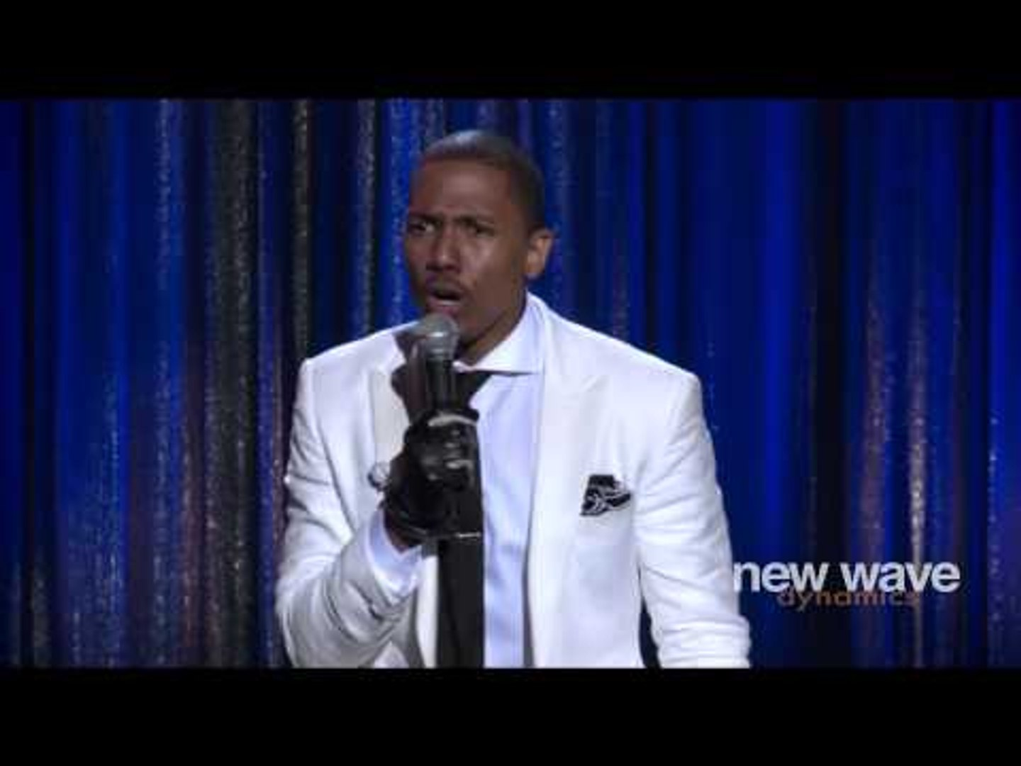 Nick Cannon Chris Brown Stand Up Comedy Video Dailymotion