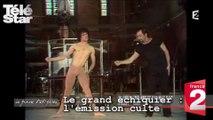 Le grand échiquier, l'émission culte - Le Père Fouras danse avec Maurice Béjart - vendredi 23 janvier 2015