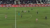 SdR vs FCL Geste Défensif Aïssa Mandi