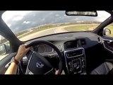 2014 Volvo S60 T6 R-Design Polestar - WR TV POV Test Drive