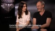 Game of Thrones interviews: Cast on internet spoiler trolls