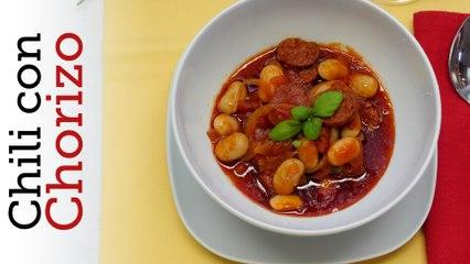 Rezept - Chili con Chorizo (Red Kitchen - Folge 313)