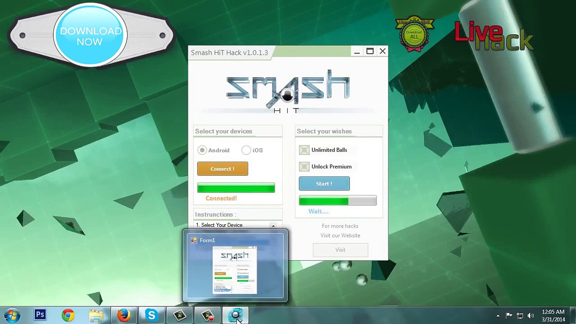 Smash Hit [Premium][Hack][unlimited][balls][how to get for free  ifunbox][android][iphone][ifile][no jailbreak][download & ios][purchases  cydia][-- (android ios) tool cheat apk]