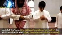 Islam Errores durante la oración 8 levantar las manos en el Salat