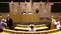 Hervé Falciani auditionné par la commission d'enquête du Sénat sur l'évasion fiscale
