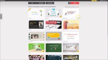 Presentation Design - How to make a good and effective presentation online - with free powerpoint maker templates for visual captivating presentations