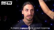 Football / Un Zlatan en cire au musée Grévin - 09/02