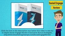 [Social Engage Review] Honest Review and Bonus Strategies