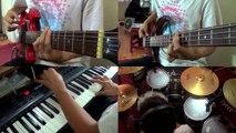 De Gloria en Gloria - Marco Barrientos - (Drum Bass Guitar Synth) Tutorial
