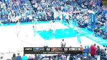 Victor Oladipo Blocks Joakim Noah Dunk - Bulls vs Magic - February 8, 2015 - NBA Season 2014-15