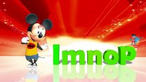 Mickey Mouse Cartoons for Children ABC Songs for Babies _ Mickey Mouse ABC