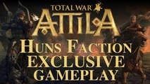 Exclusive Huns Let's Play Feat. Warrior of Sparta - Total War: Attila