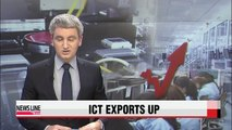 ICT exports up 6.3% in January, handset exports drop