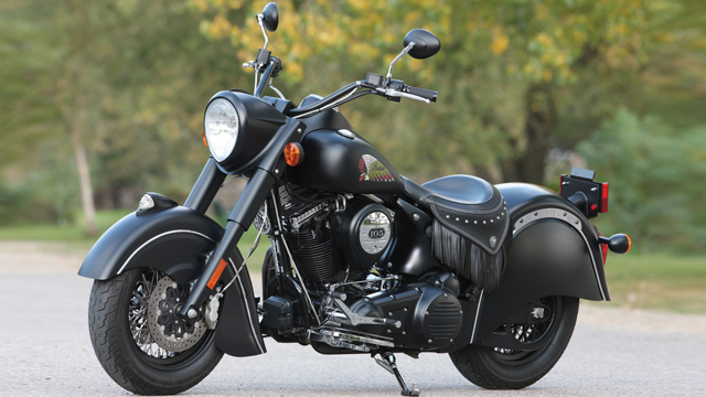 Indian Motorcycles Dark Horse Launched…Not Yet l