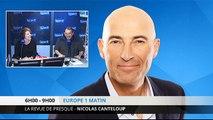 Nicolas Canteloup - Le rap de Doudoune Man