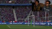 FIFA 15- APUESTAS LOCAS - ALBERCA EN CALZONES