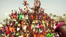 CAN 2015 : une marée humaine accueille les joueurs ivoiriens à Abidjan