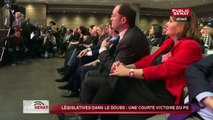 Législatives dans le Doubs : une courte victoire du PS