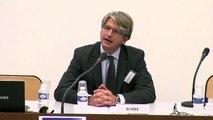 IMH_colloque RRJC_02_Présentation de la problématique du colloque par Stéphane Mouton, Professeur de droit public à Université Toulouse 1 Capitole.