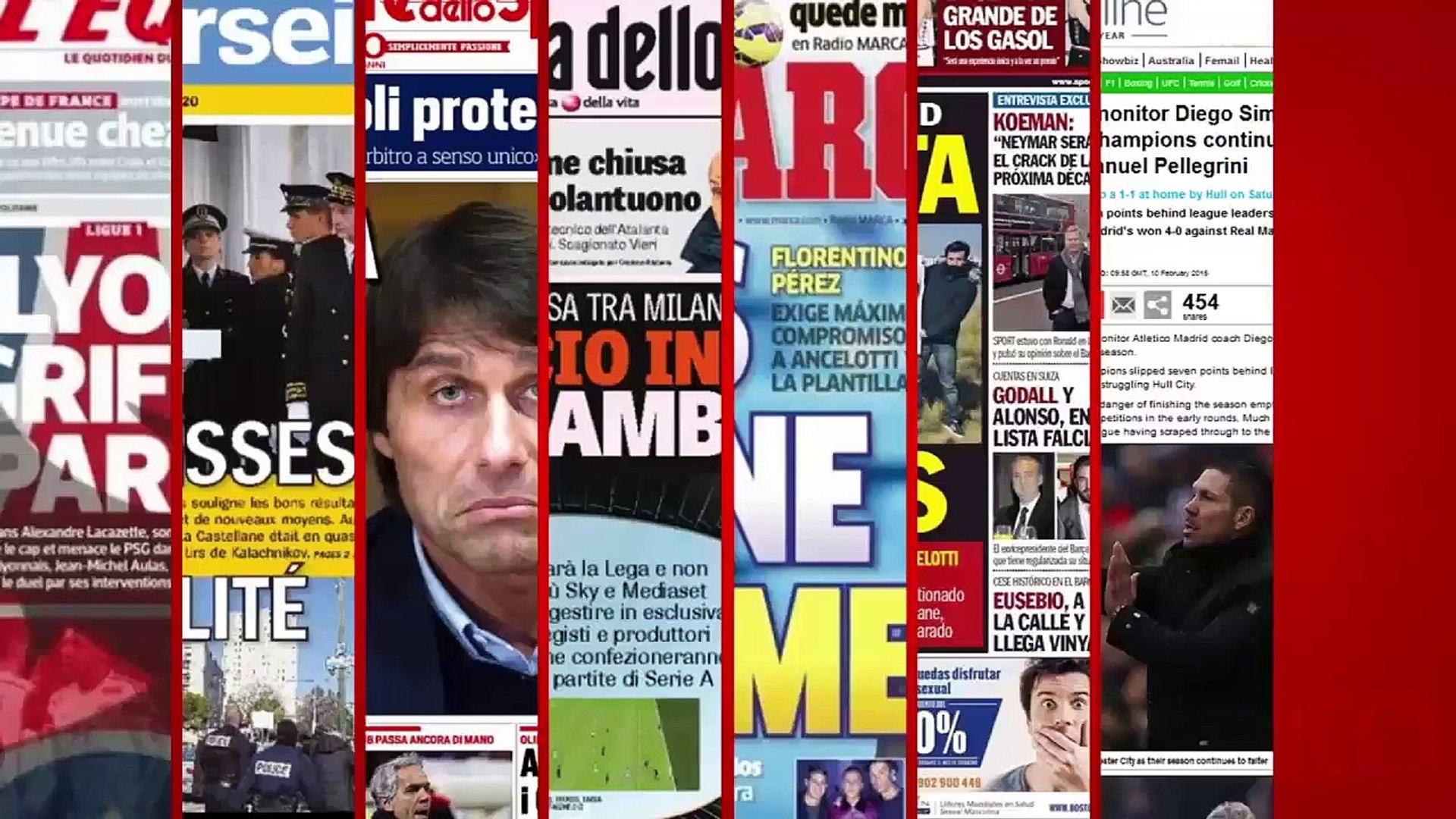 Icardi vers Manchester United, Simeone à Manchester City... La revue de presse Top Mercato !