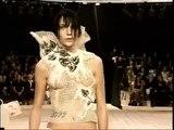 Alexander McQueen printemps-été 1999