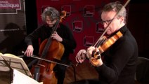 Beethoven: Trio en ut mineur op 9 n°3, Final Presto  par le Trio Vuillaume | Le live de la matinale