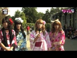 Bijomen Z Interview & Show - Tokyo Crazy Kawaii