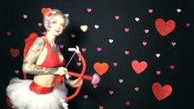 Sara X Mills revient pour la Saint-Valentin