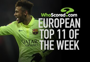 European Best XI of the Week (10/02/15)