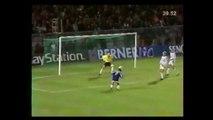 Auxerre 0-1 Troyes (1999) : Le but de Samuel Boutal