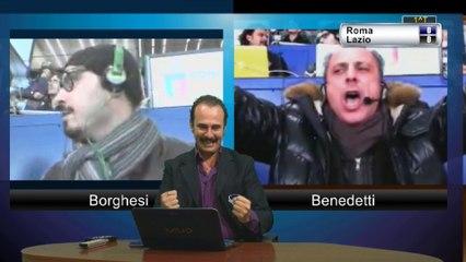 Roma - Lazio / i gol di Stefano Benedetti