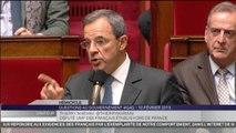 """Thierry Mariani : """"Après 'je suis Charlie' que répondez vous à nos compatriotes qui disent 'je suis au chômage'"""" ?"""