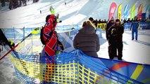 The Jump : les plus belles chutes de célébrités dans la télé-réalité où les stars s'affrontent au ski