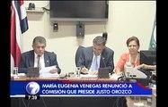 Diputada del PAC renunció a Comisión que presidirá Justo Orozco